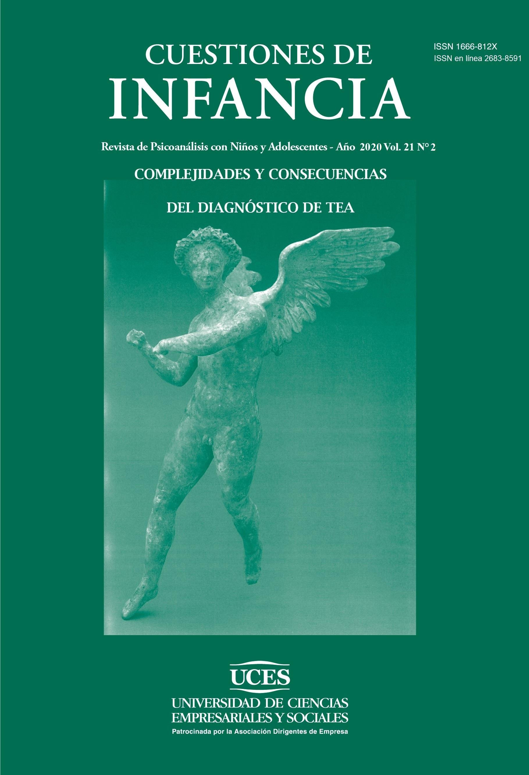 Complejidades y Consecuencias del diagnóstico de TEA. Vol. 21 N°22